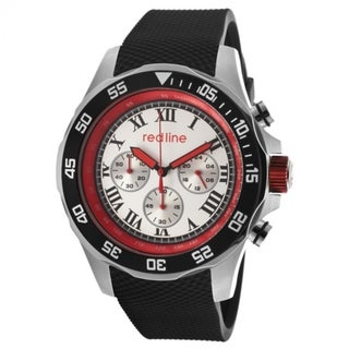 Red Line Men's RL-60024 Tracker Silver Watch