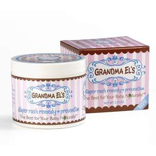 Grandma El's 3.75-ounce Diaper Rash Remedy and Prevention Cream
