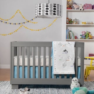 Babyletto Alphabets 6-piece Crib Bedding Set