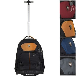 CalPak 'Cato' 18-inch Rolling 13-inch Laptop Backpack