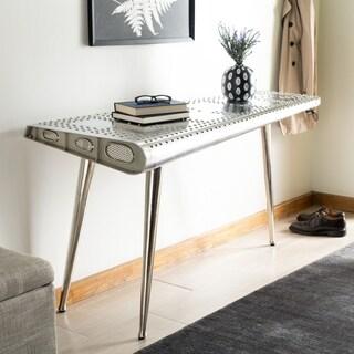 Safavieh Aviator Silver Console Table