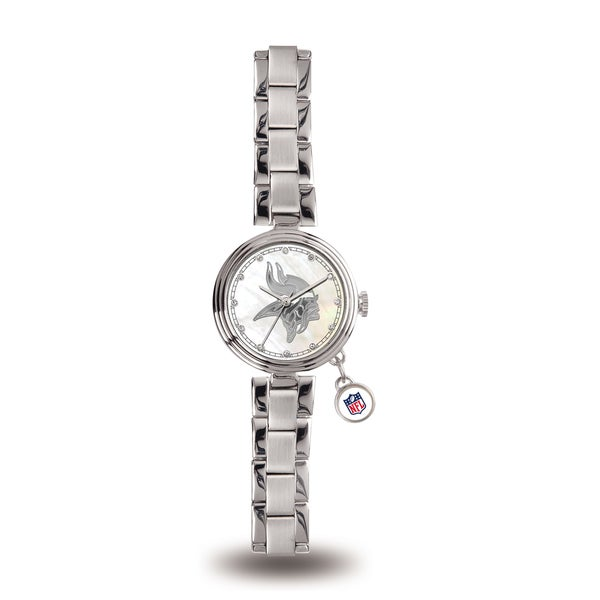 Sparo Minnesota Vikings NFL Charm Watch