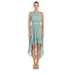 Hadari Women's Sea Green Sundress