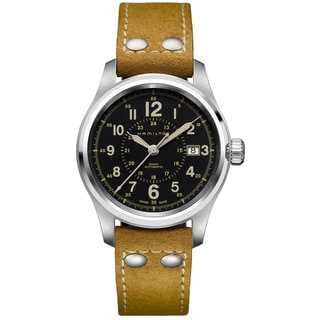 Hamilton Men's H70595593 'Khaki' Field Automatic Watch