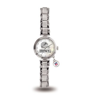 Sparo Cleveland Browns NFL Charm Watch