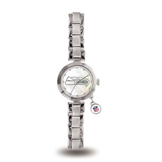 Sparo Seattle Seahawks NFL Charm Watch