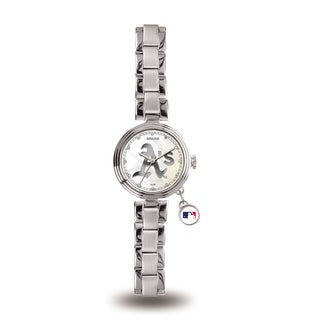 Sparo Oakland Athletics MLB Charm Watch