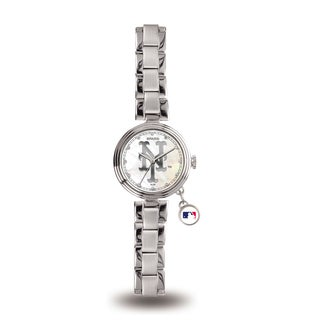 Sparo New York Mets MLB Charm Watch