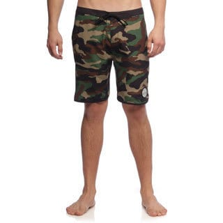 Matix Men's Then and Now Camo Boardshort