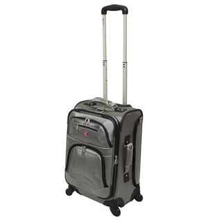 Wenger Swiss Gear Zurich 20-inch Spinner Carry-on Upright with Laptop Compartment