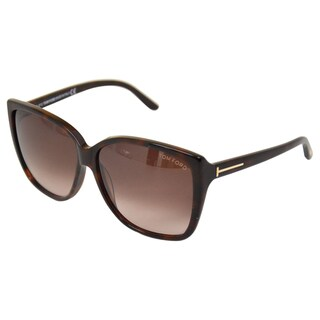 Tom Ford Women's' TF 228 Lydia 52F' Sunglasses