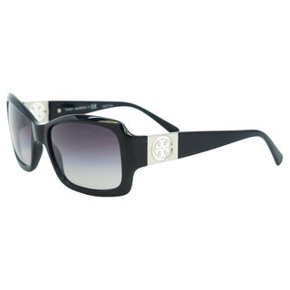 Tory Burch Women's TY 9028 501/11 Square Grey Gradient Sunglasses