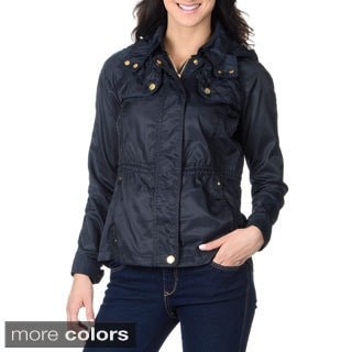 Vince Camuto Women's Quilted Shield Anorak