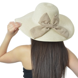 LA77 Women's Bohemia Straw Hat