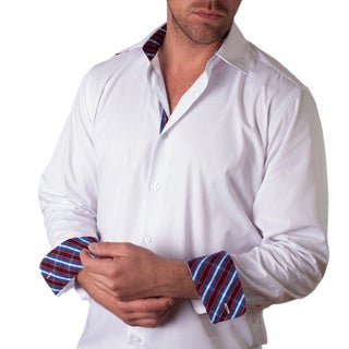 Men's Lombardy Cotton Button Front Shirt