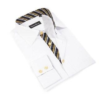 Men's Giallo Gallardi Cotton Button Front Shirt