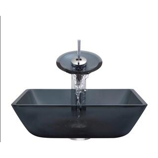 Polaris Sinks P036 Chrome Bathroom Ensemble