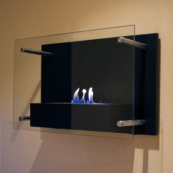 Radia Wall Mounted Fireplace