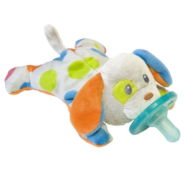 Wubbanub Confetti Puppy Pacifier
