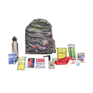 Ready America Emergency One Person Outdoor Survival Kit