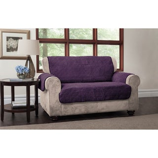 Puffs Plush Furniture Protector Sofa Slipcover