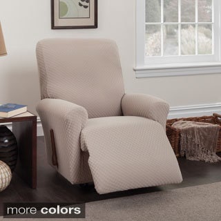 Innovative Textile Solutions Dots Stretch Recliner Slipcover