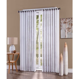 EZ Slide Vertical Blind Curtain Panel