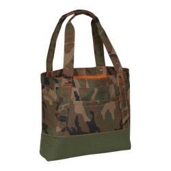 Everest Woodland Camo Laptop Tote Bag Woodland Camo