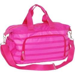Everest Diaper Bag with Changing Station Hot Pink