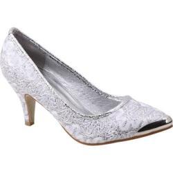 Women's L & C Oasis-01 Silver