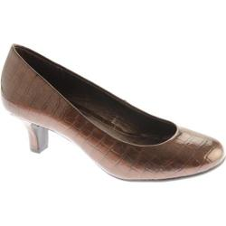 Women's Mootsies Tootsies Outhere Brown Synthetic