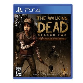 PS4 - Walking Dead: Season 2