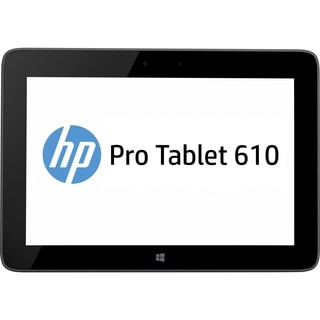 "HP Pro Tablet 610 G1 64 GB Net-tablet PC - 10.1"" - Wireless LAN - Int"