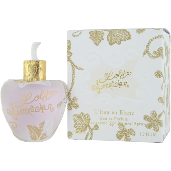 Lolita Lempicka L'Eau en Blanc Women's 1.7-ounce Eau De Parfum Spray (Limited Edition)