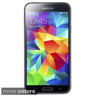 Samsung Galaxy S5 G900V Unlocked GSM Black Android Phone