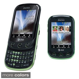 Pantech Pursuit 2 P6010 Unlocked GSM Slider Cell Phone