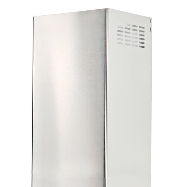 Cavaliere EXCCEL-B2/F 11-12-foot Wall Mount Chimney Extension