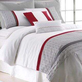 Dexter 8-piece Embroidered Comforter Set