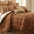 Sienna 8-piece Jacquard Comforter Set