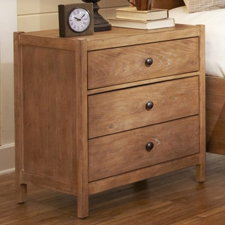 New Haven 3-drawer Nightstand
