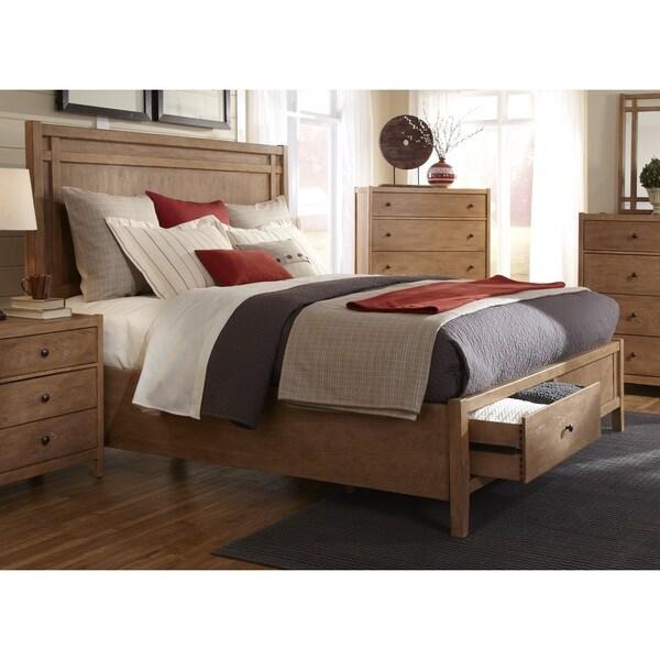 New Haven Storage Bed