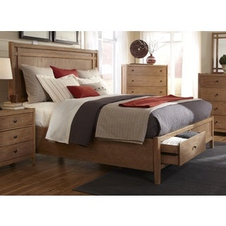 New Haven Storage Bed