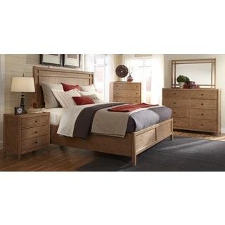 New Haven 5 Piece Panel Bedroom Set