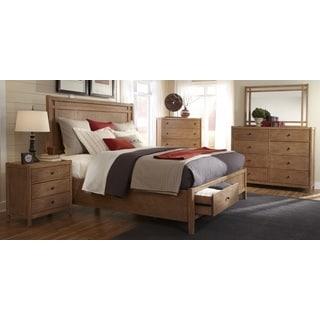 New Haven 5 Piece Storage Bedroom Set