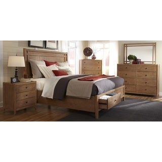 New Haven 5-piece Storage Bedroom Set