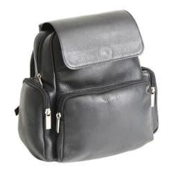 Royce Leather Vaquetta Nappa Knapsack 699 Black Leather