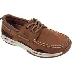 Men's Rugged Shark Tidalwave Rust Oiled Crazy Horse Nubuck