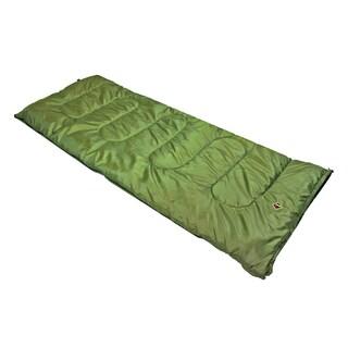 Ledge Ridge Green +30 Sleeping Bag