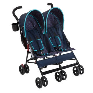 Delta LX Side by Side Stroller in Night Sky
