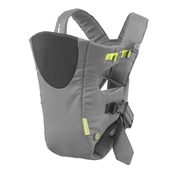Infantino Breathe Vented Baby Carrier in Grey